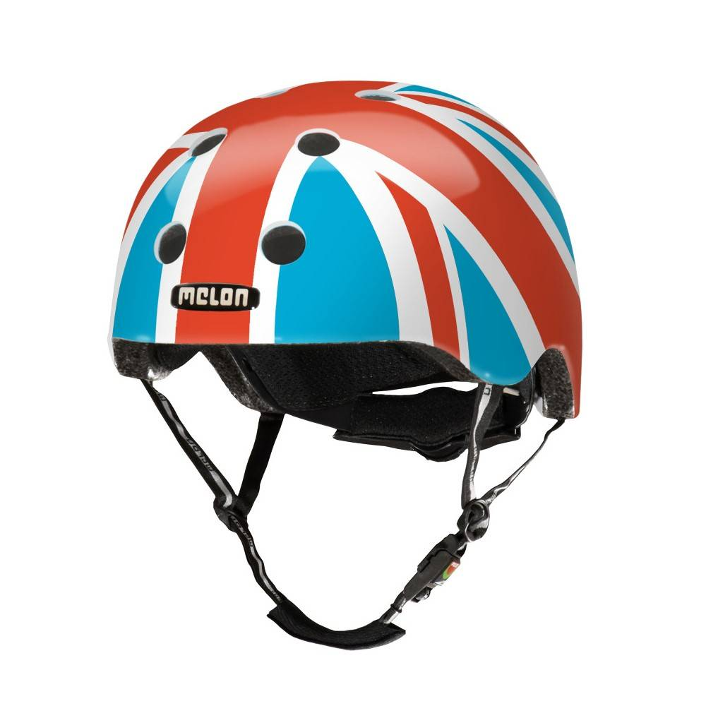 G092G Шлем Melon Union Jack Summer Sky 46-52